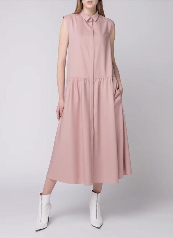 Новое платье-рубашка Parole by Victoriya Andreyanova 50размер