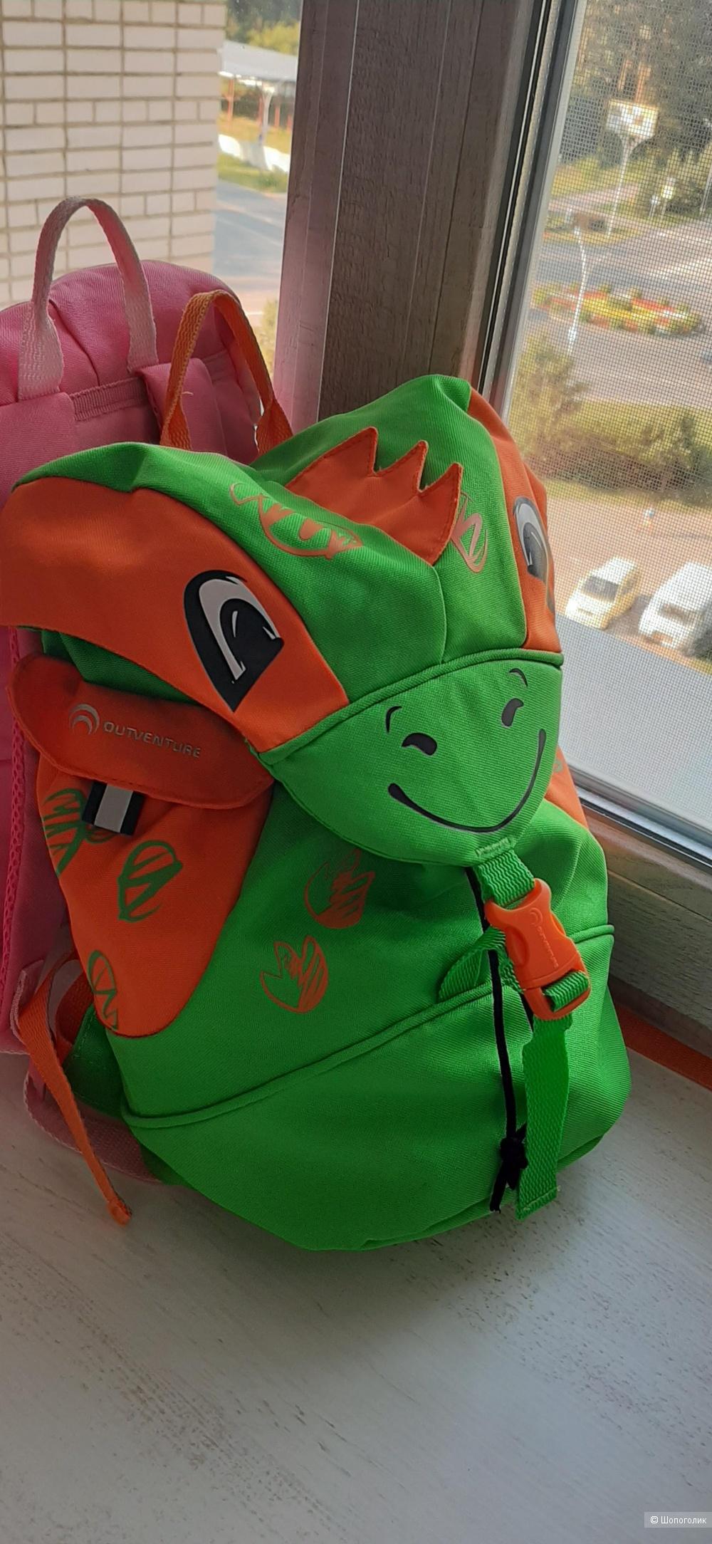 2 рюкзака Outventure, от 4-7 лет.
