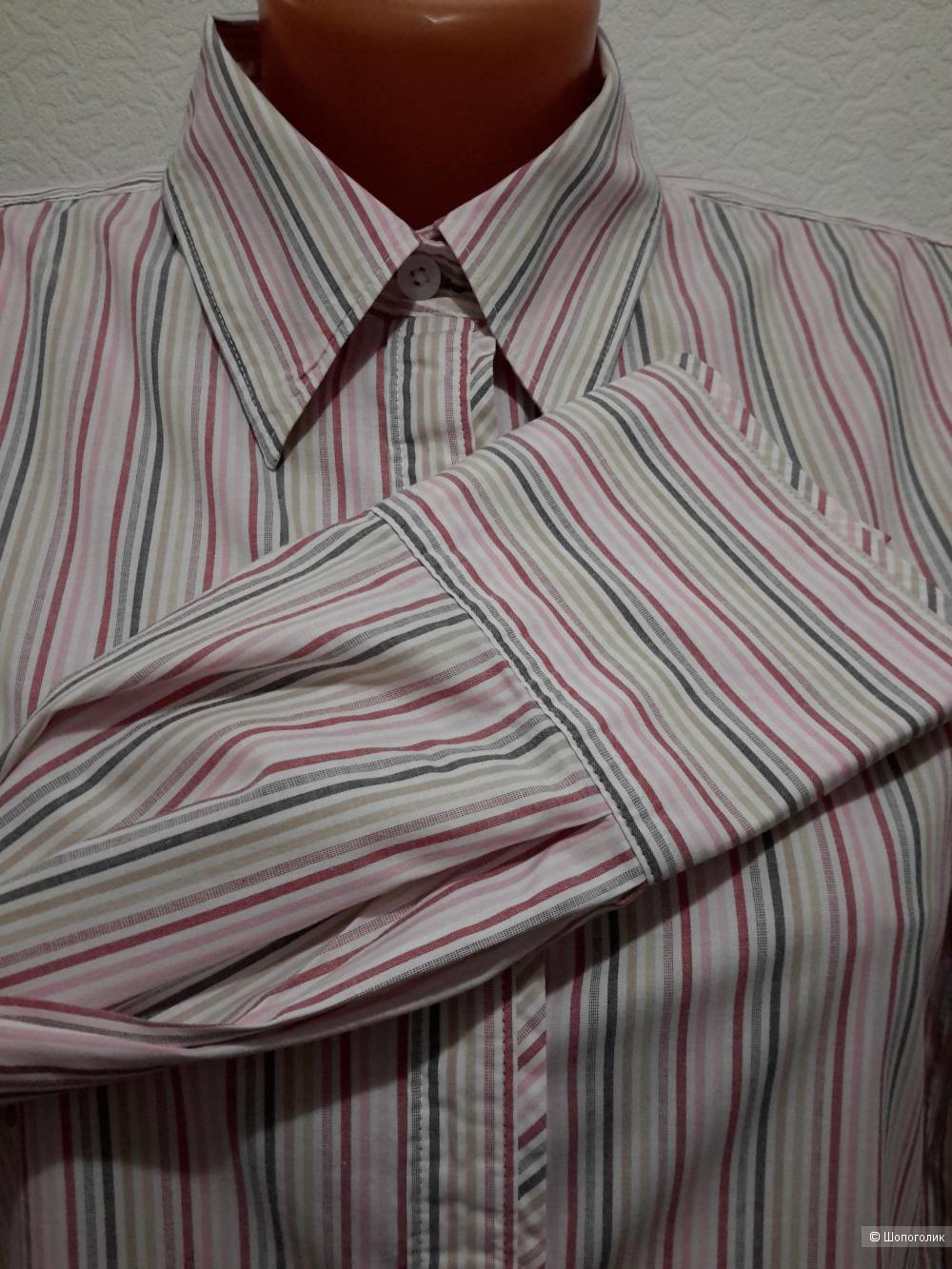 Рубашка TOMMY HILFIGER, размер 10 (48) размер