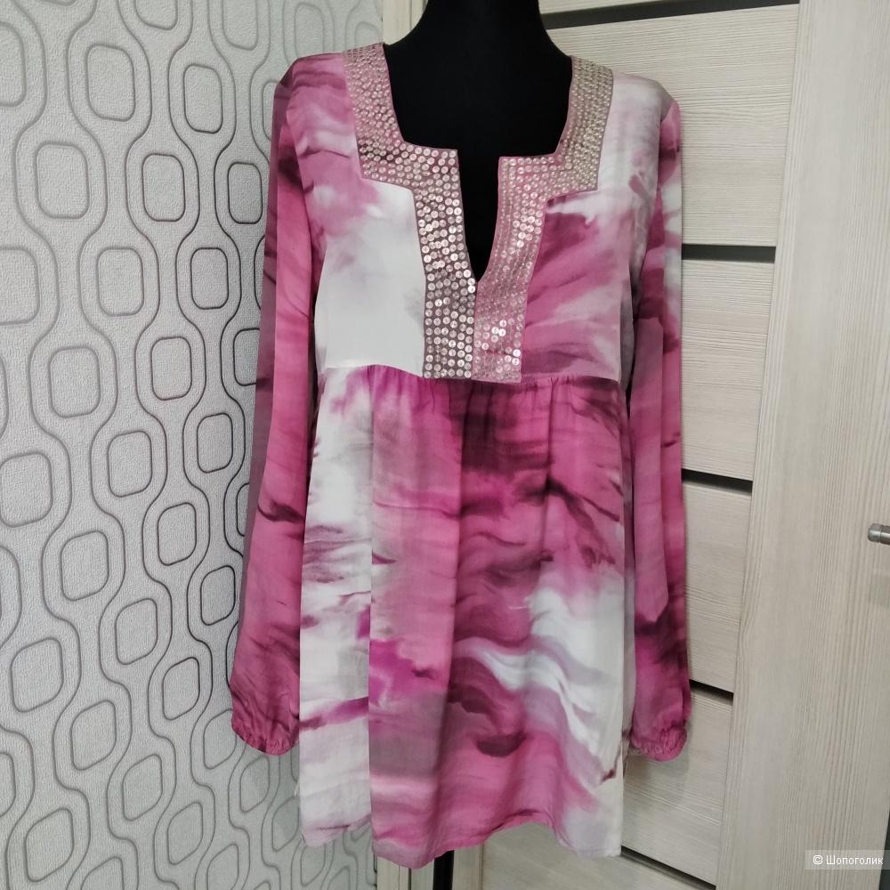 Блузка Hallhuber Donna,размер 48-50