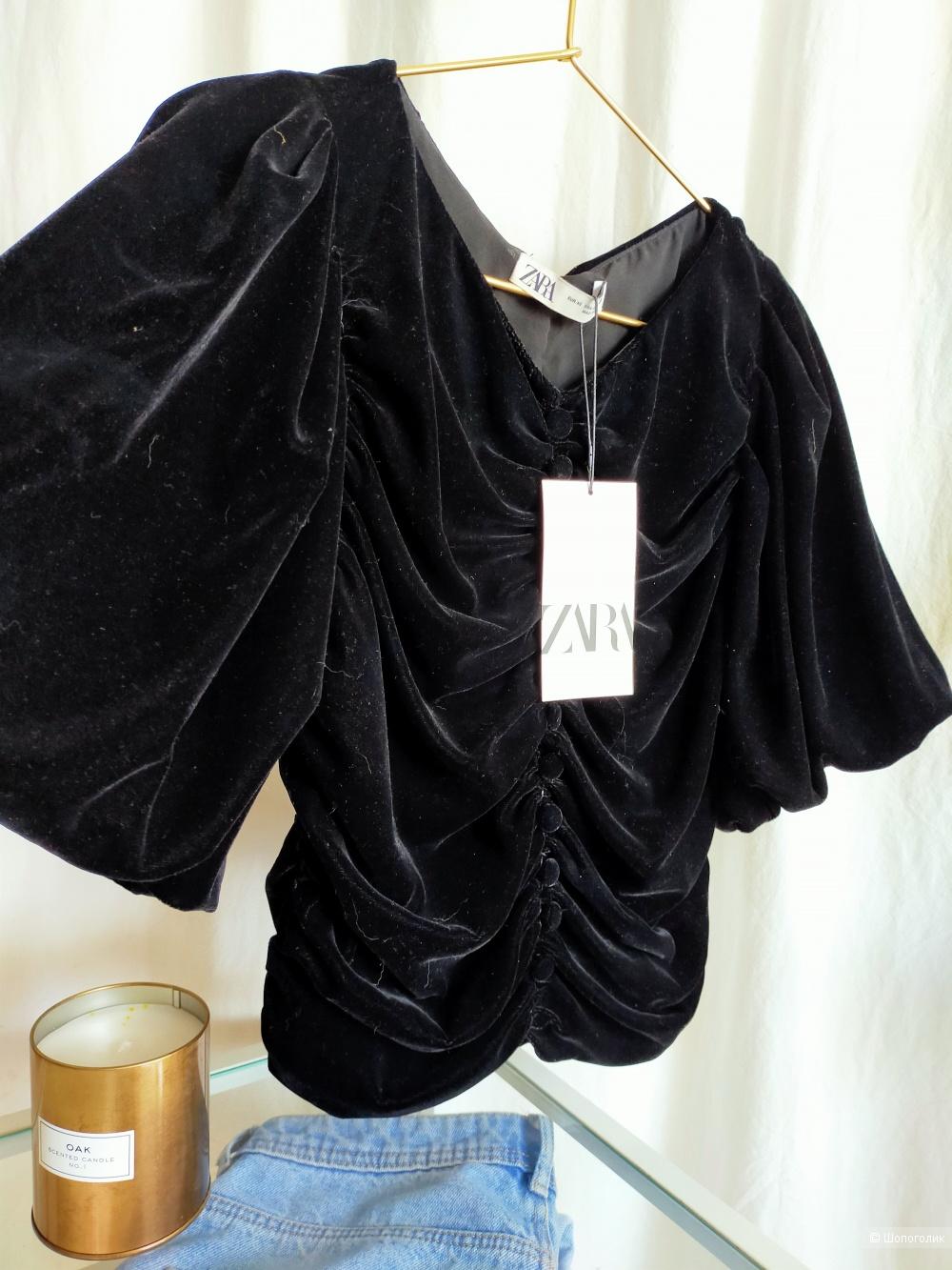 Рубашка Zara размер XS