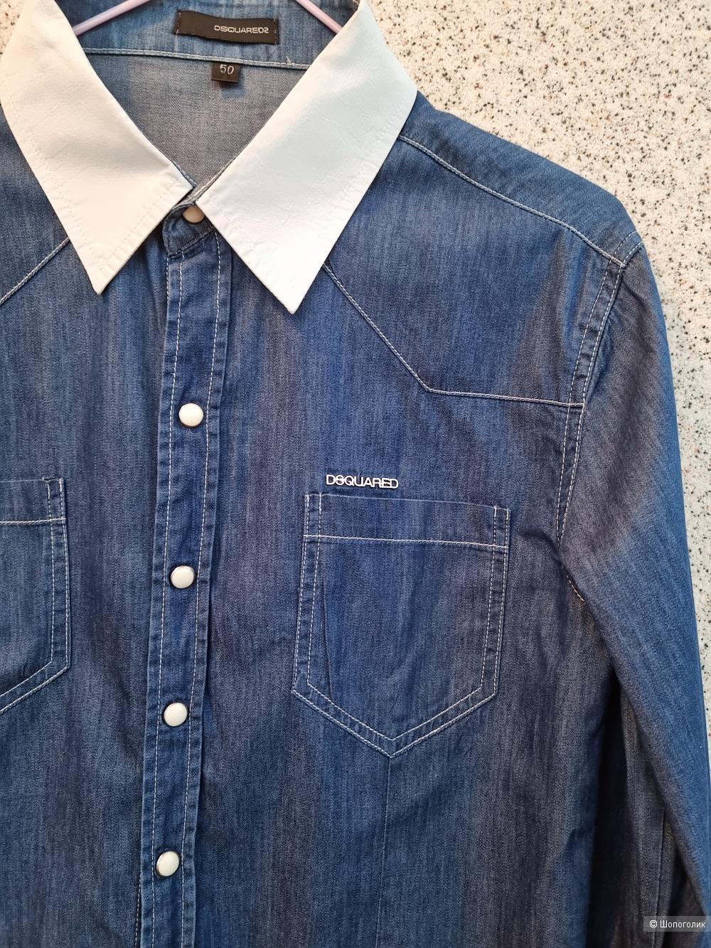 Рубашка Dsquared2, 46