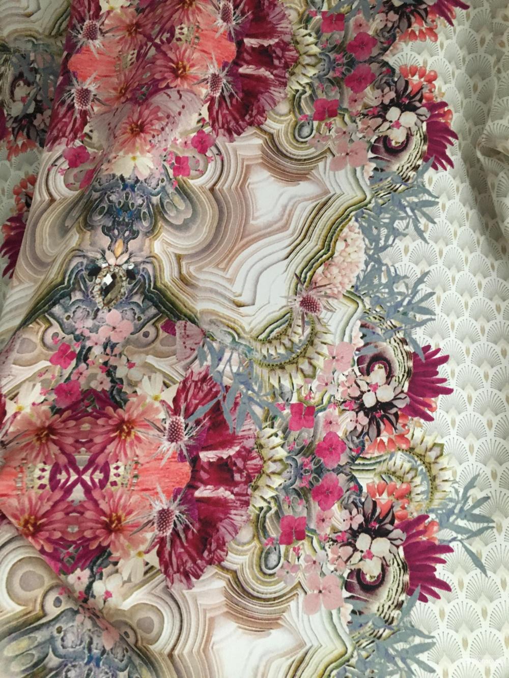 Шелковая блузка  Dea Kudibal, размер M/L/XL