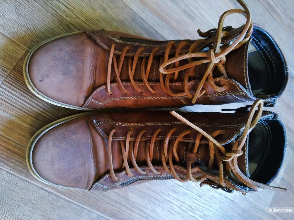 Сет ботинки think + wolky размер 38