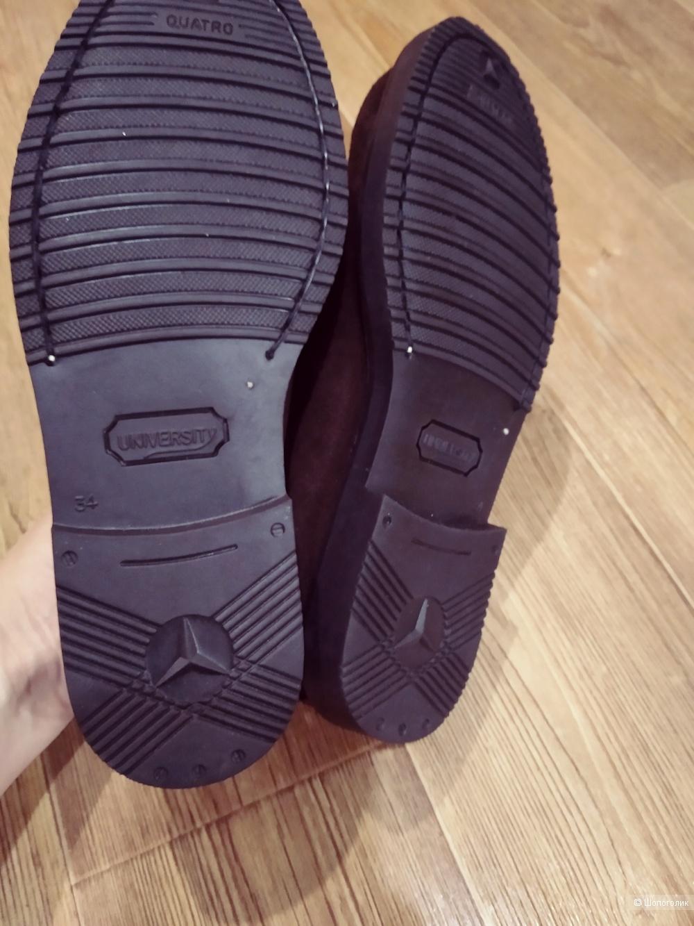 Туфли winner размер 34