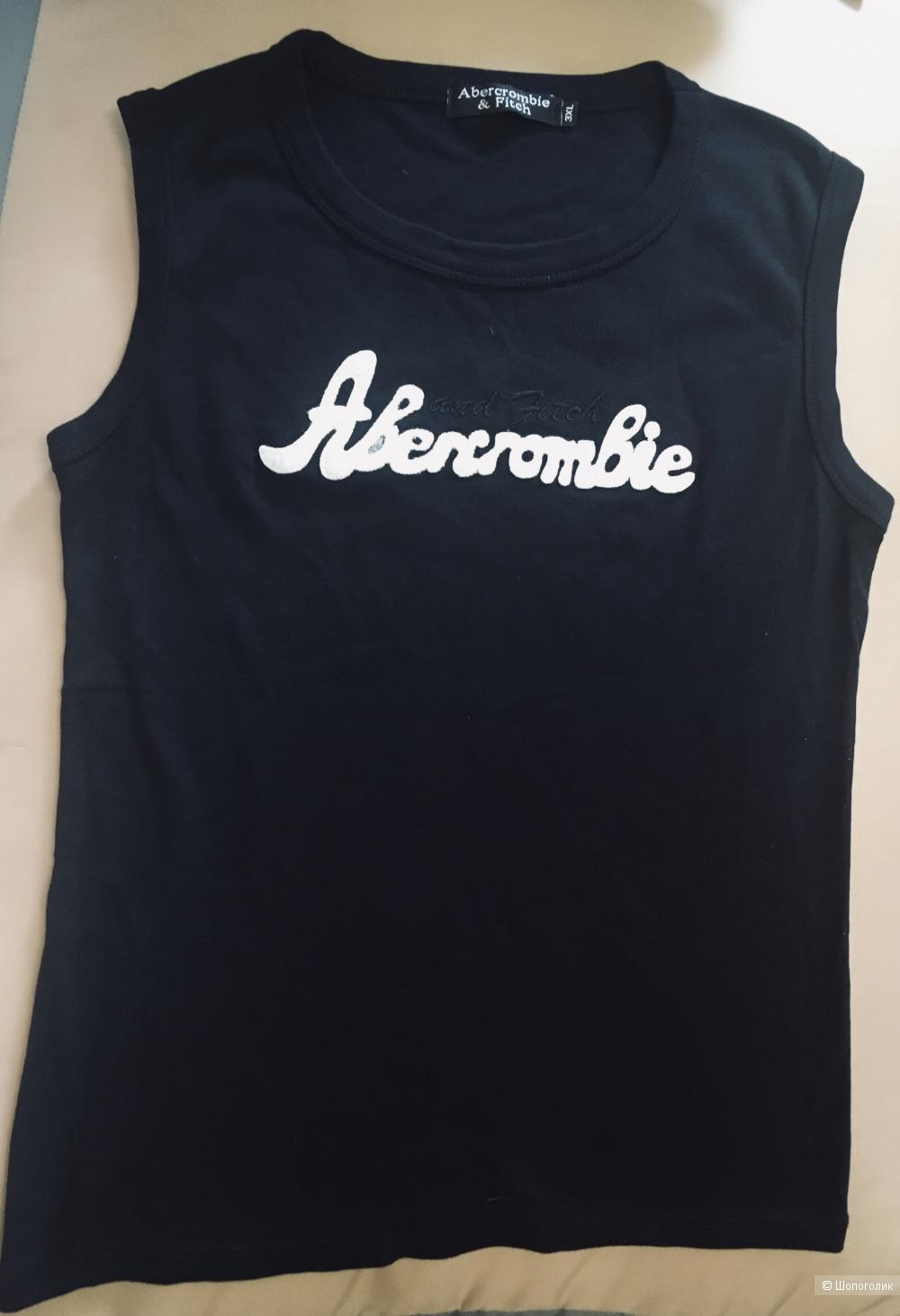 Майка футболка Abercrombie & Fitch размер 46-48