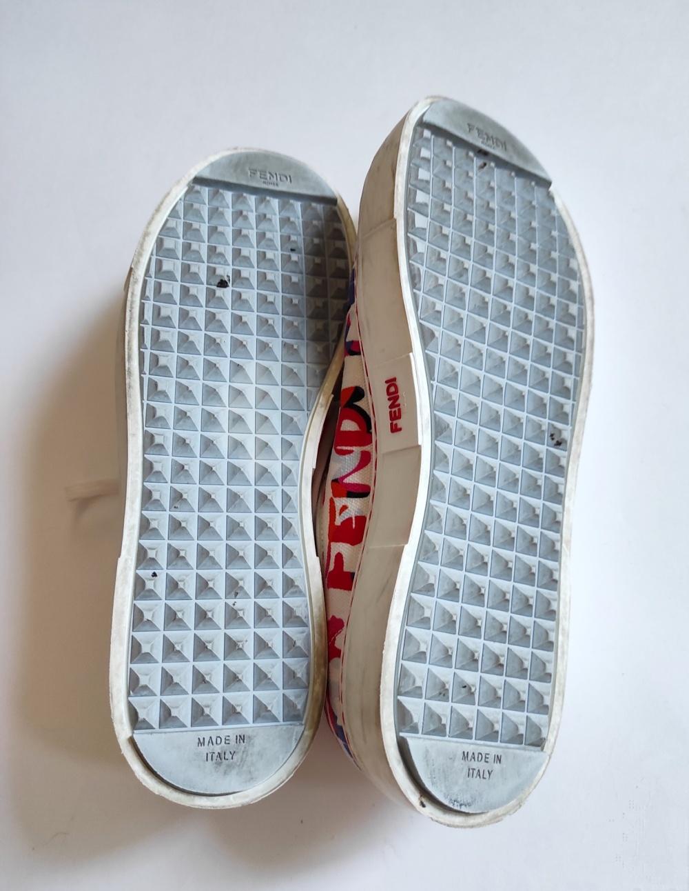 Кеды Fendi, 38,5 размер
