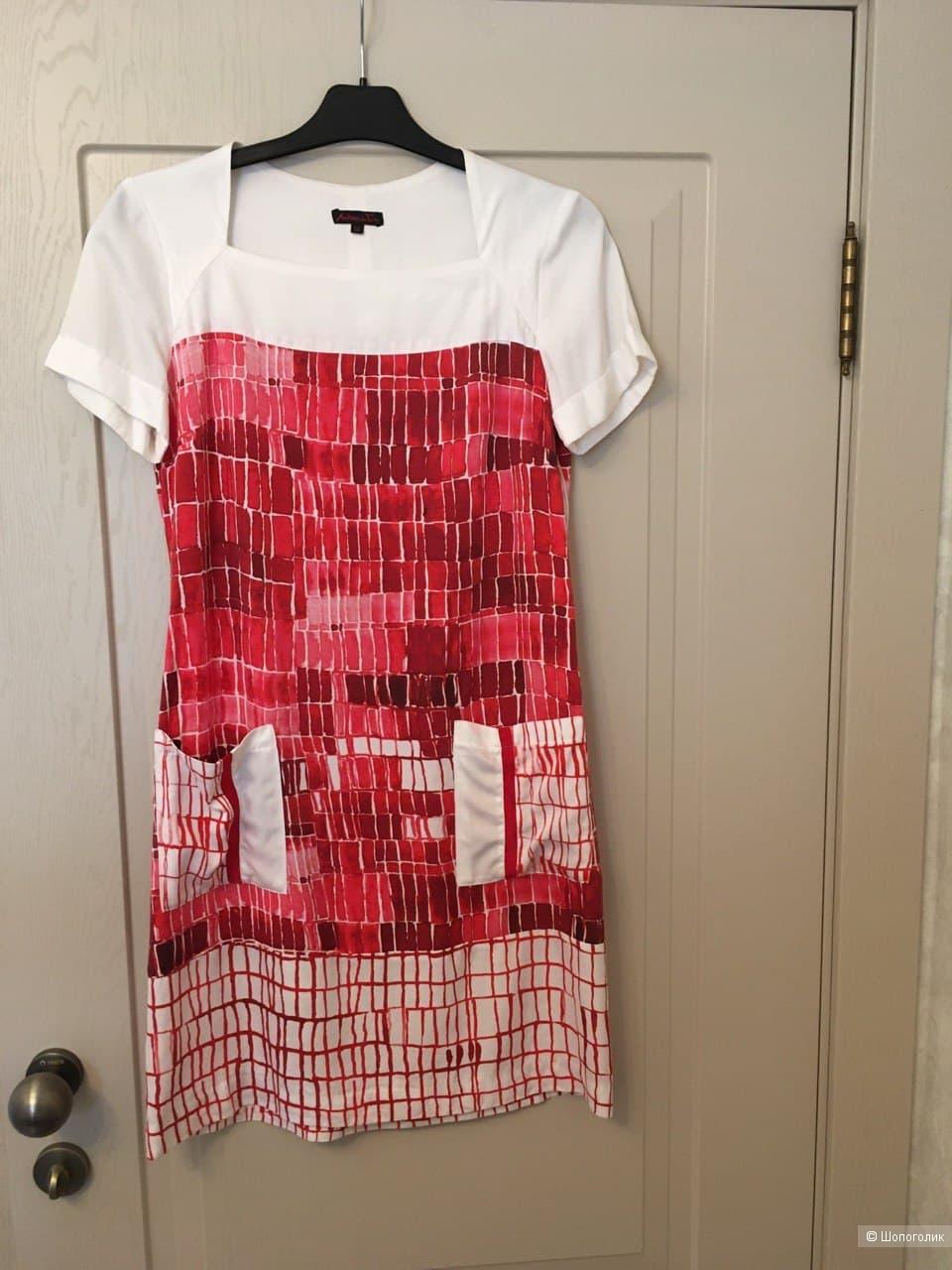 Платье Aventure des Toiles, маркировка 36 (на наш 42-44)