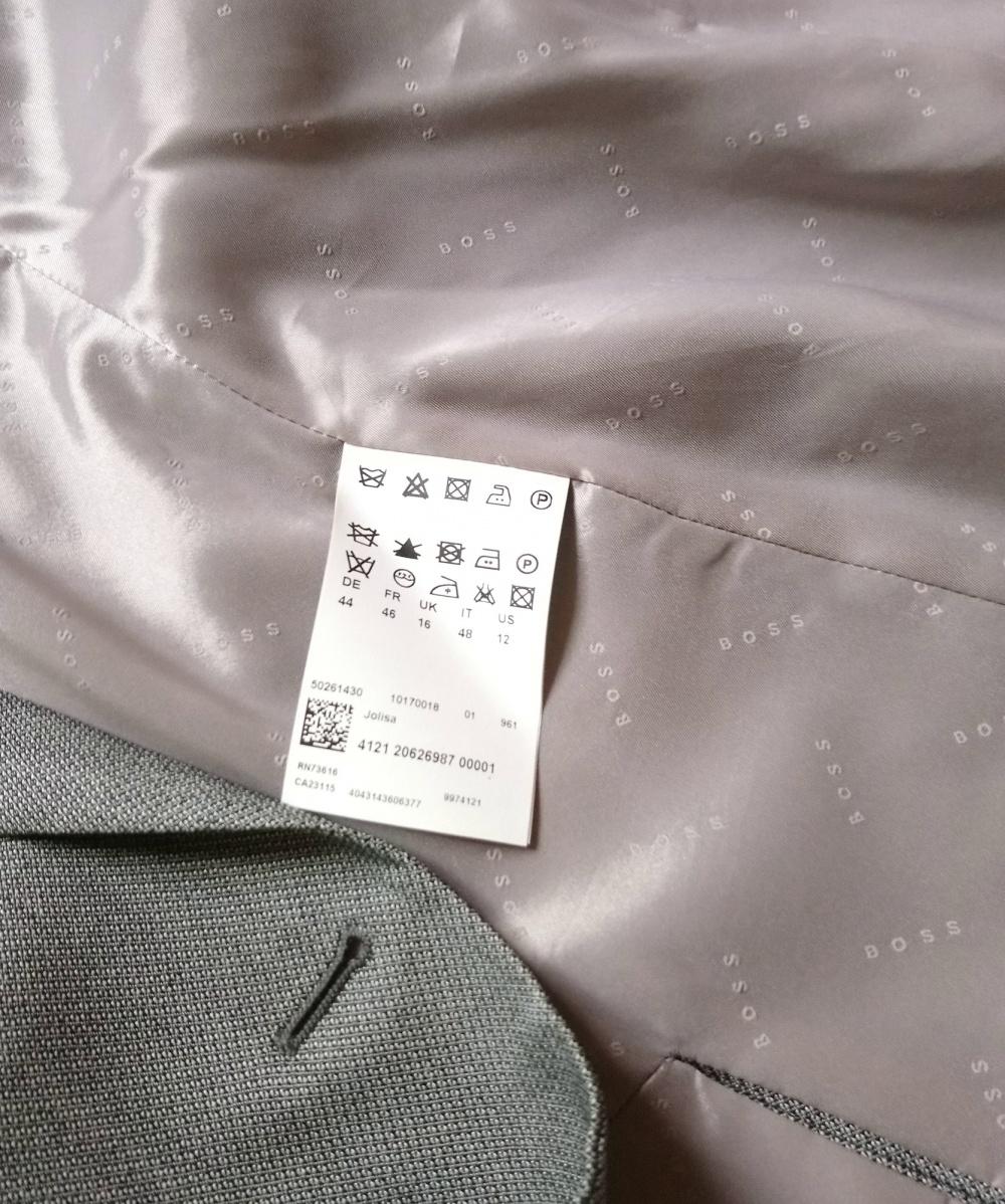Платье и пиджак Hugo Boss, 50
