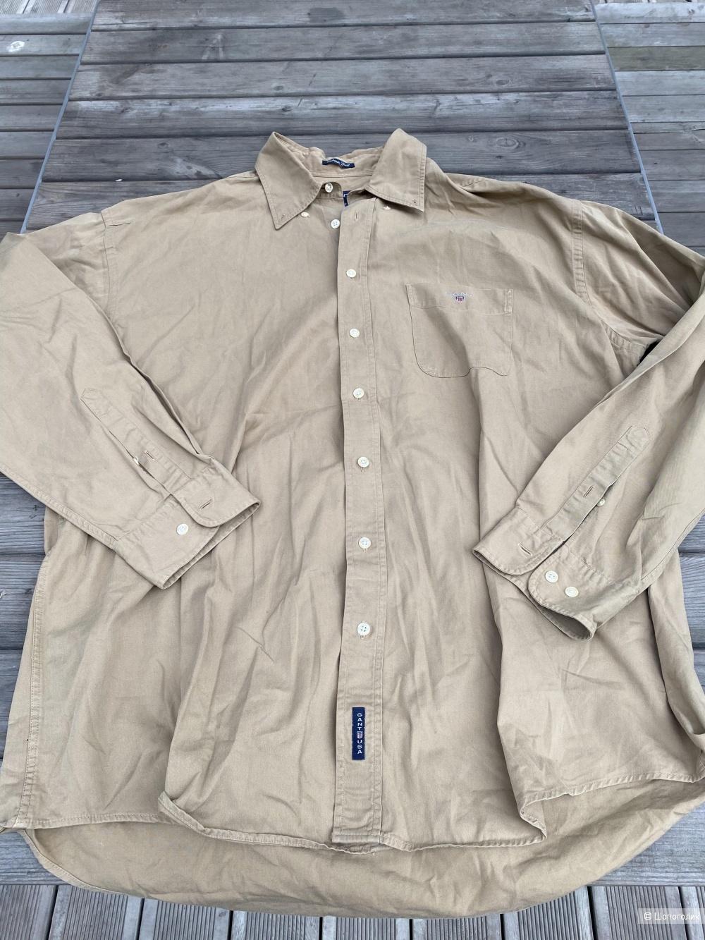 Рубашка Gant, pp Xxl