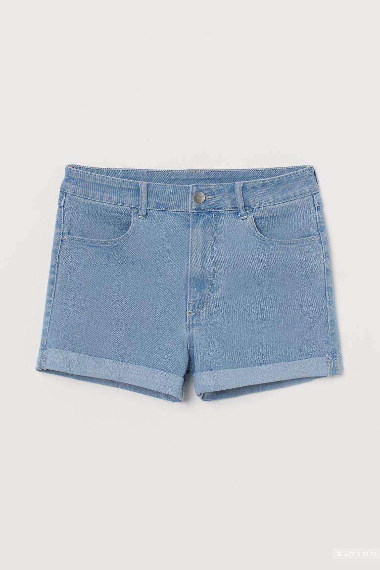Шорты джинсовые H&M  размер 48 EU  (54)
