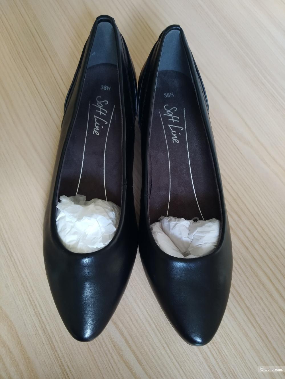 Туфли soft line размер 38