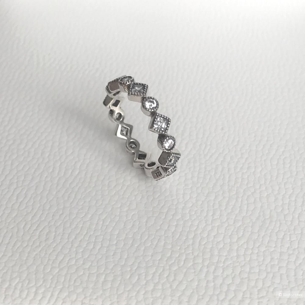 Кольцо Pandora р.50