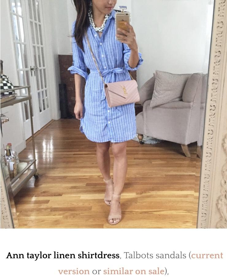 Платье Ann Taylor xs