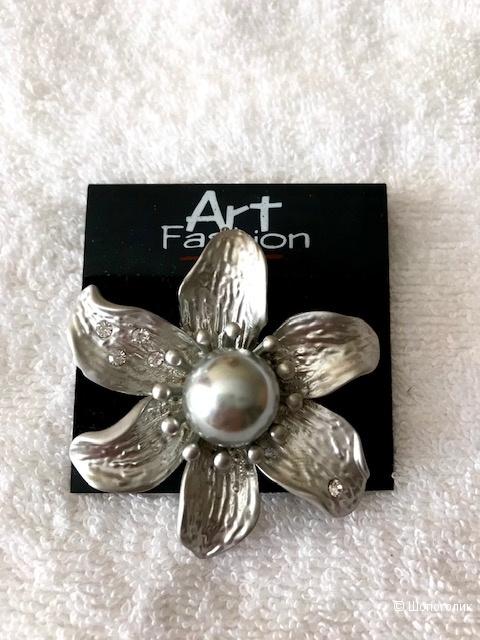 Брошь- подвеска Art Fashion. One size