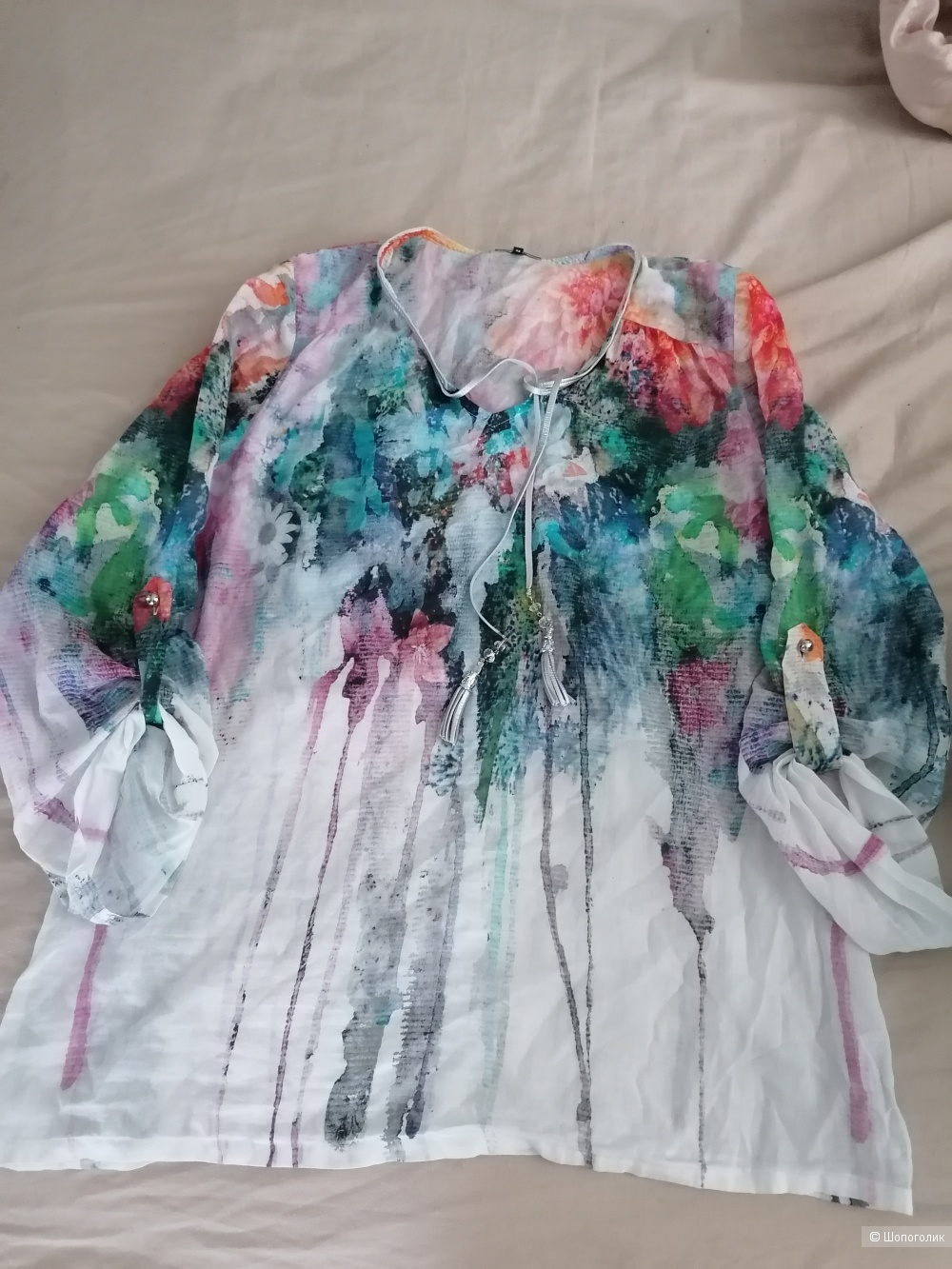 Блуза Caroline Biss размер 42 евро