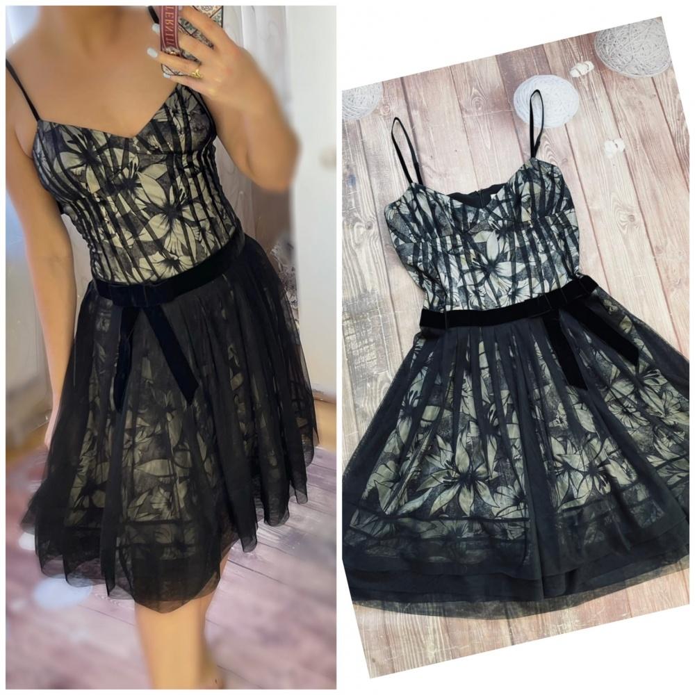 Платье бюстье от Karen Millen M/L
