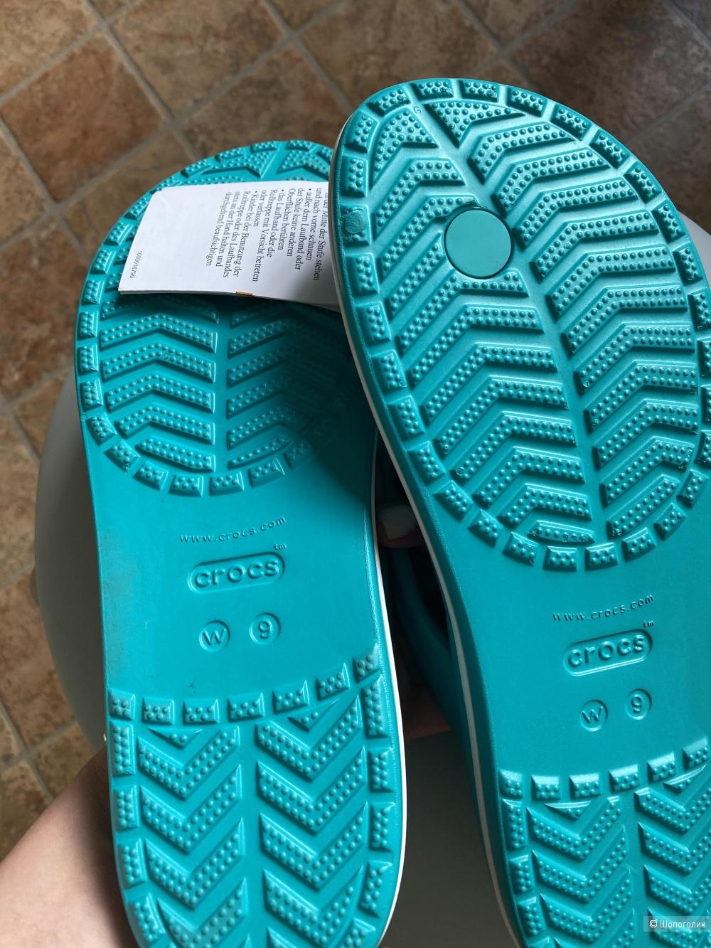 Crocs w9 оригинал