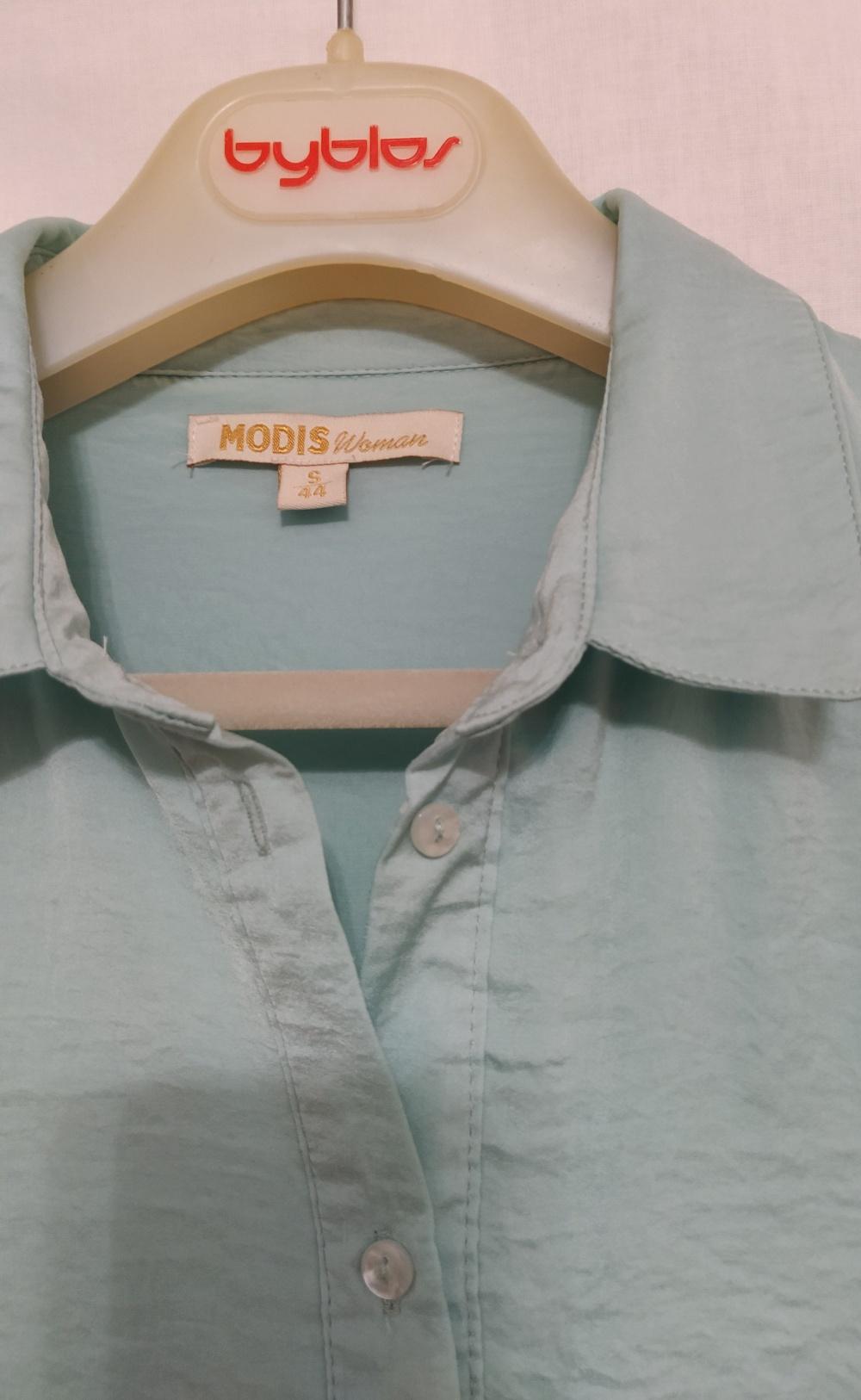 Платье - рубашка Modis, S, M