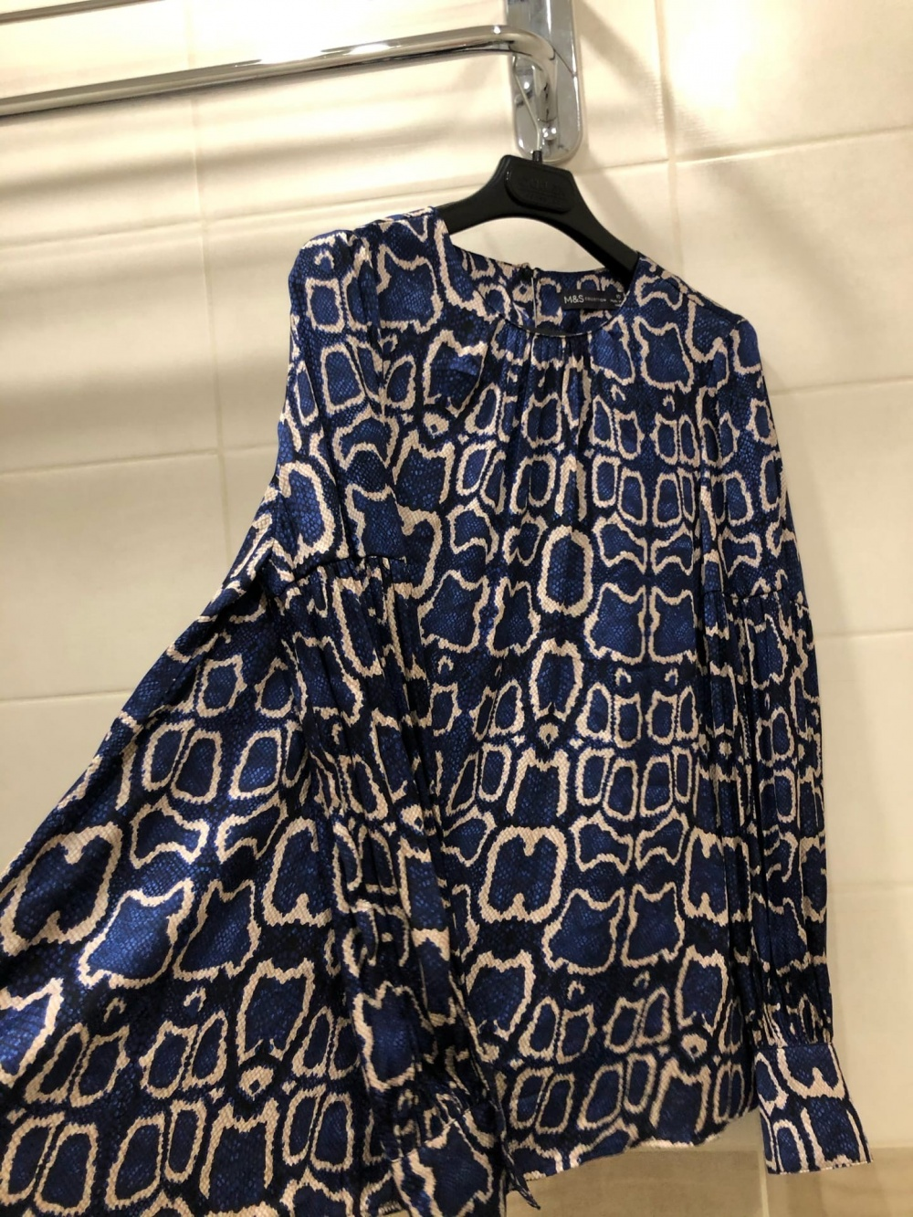 Блузка Marks & Spencer COLLECTION.Размер M-L.