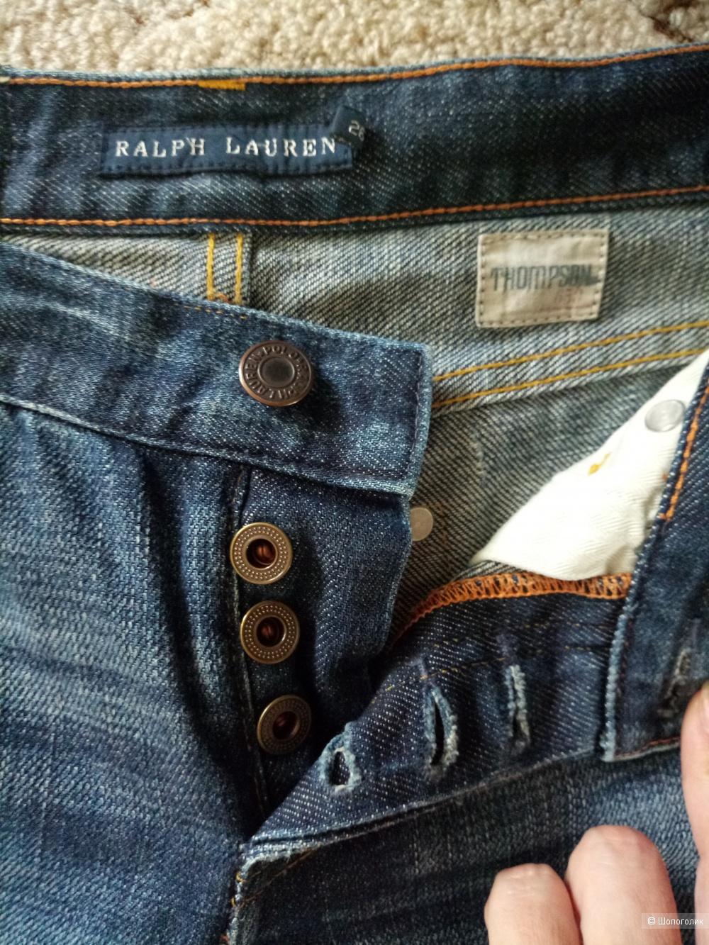 Джинсы+бермуды RALPH LAUREN, размер 46-48 рос