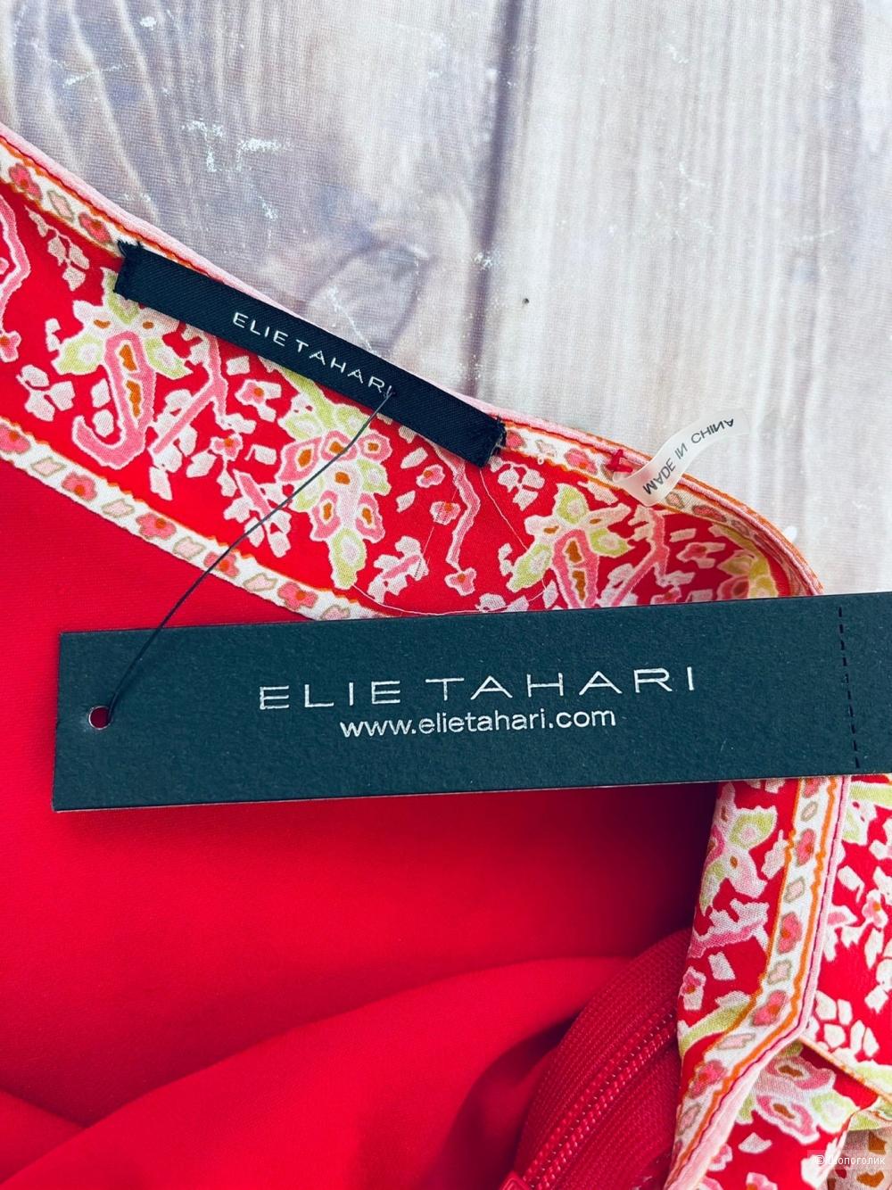 Сарафан из  шелка от Elie Tahari S