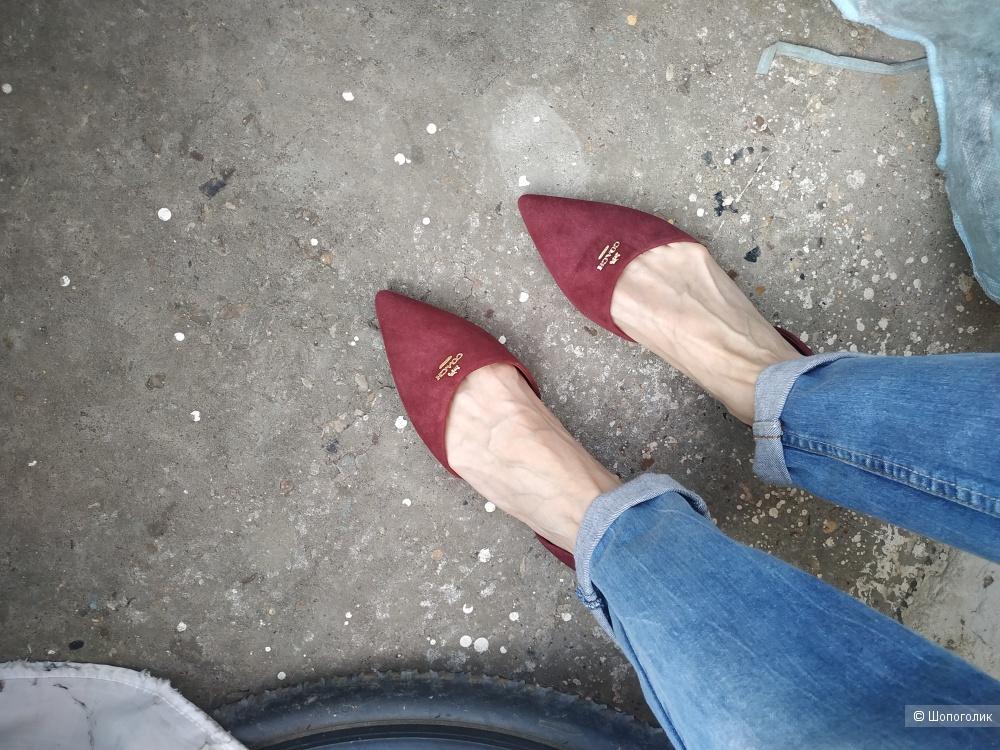 Туфли Coach, размер 40