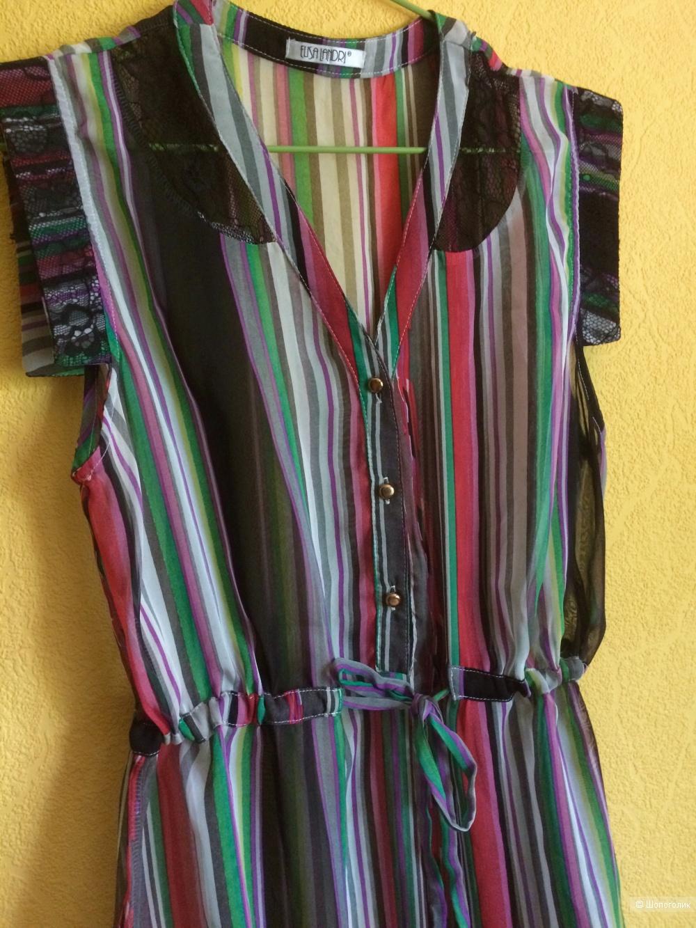 Платье-туника Elisa Landri, 44-48 рр