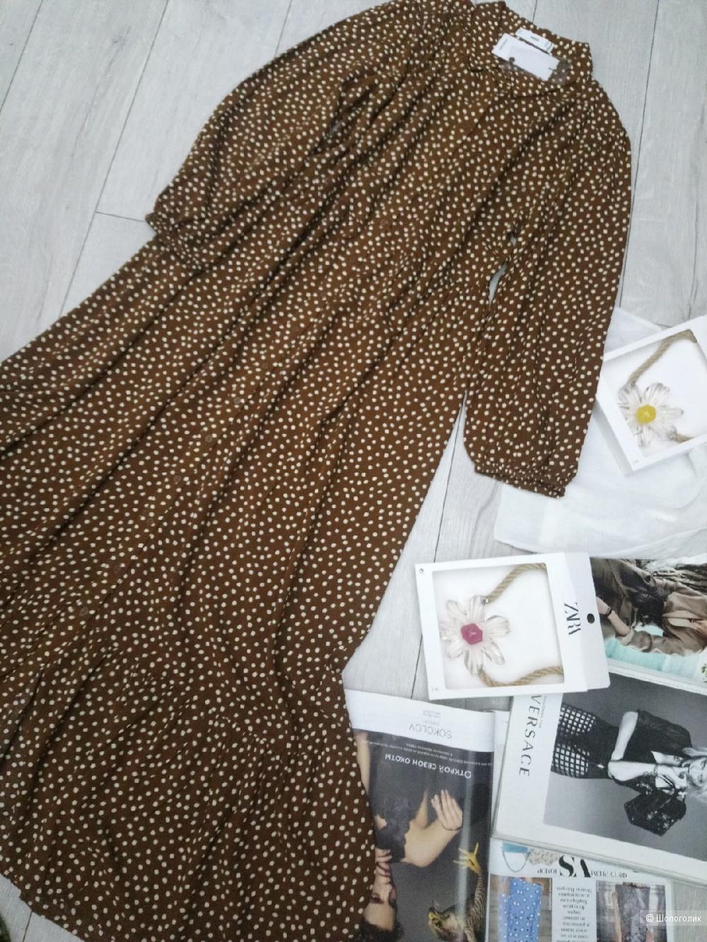 Платье- рубашка mango, размер L