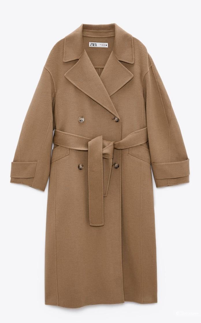 Пальто ZARA 48 размер