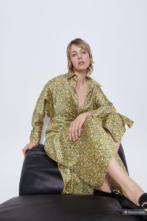 Платье Zara M+/-
