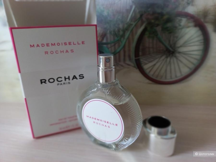 Туалетная вода Rochas Mademoiselle Rochas Fun In Pink , 30 мл