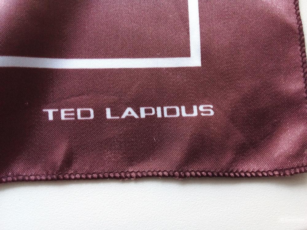 Платок винтаж Ted Lapidus, 76×76