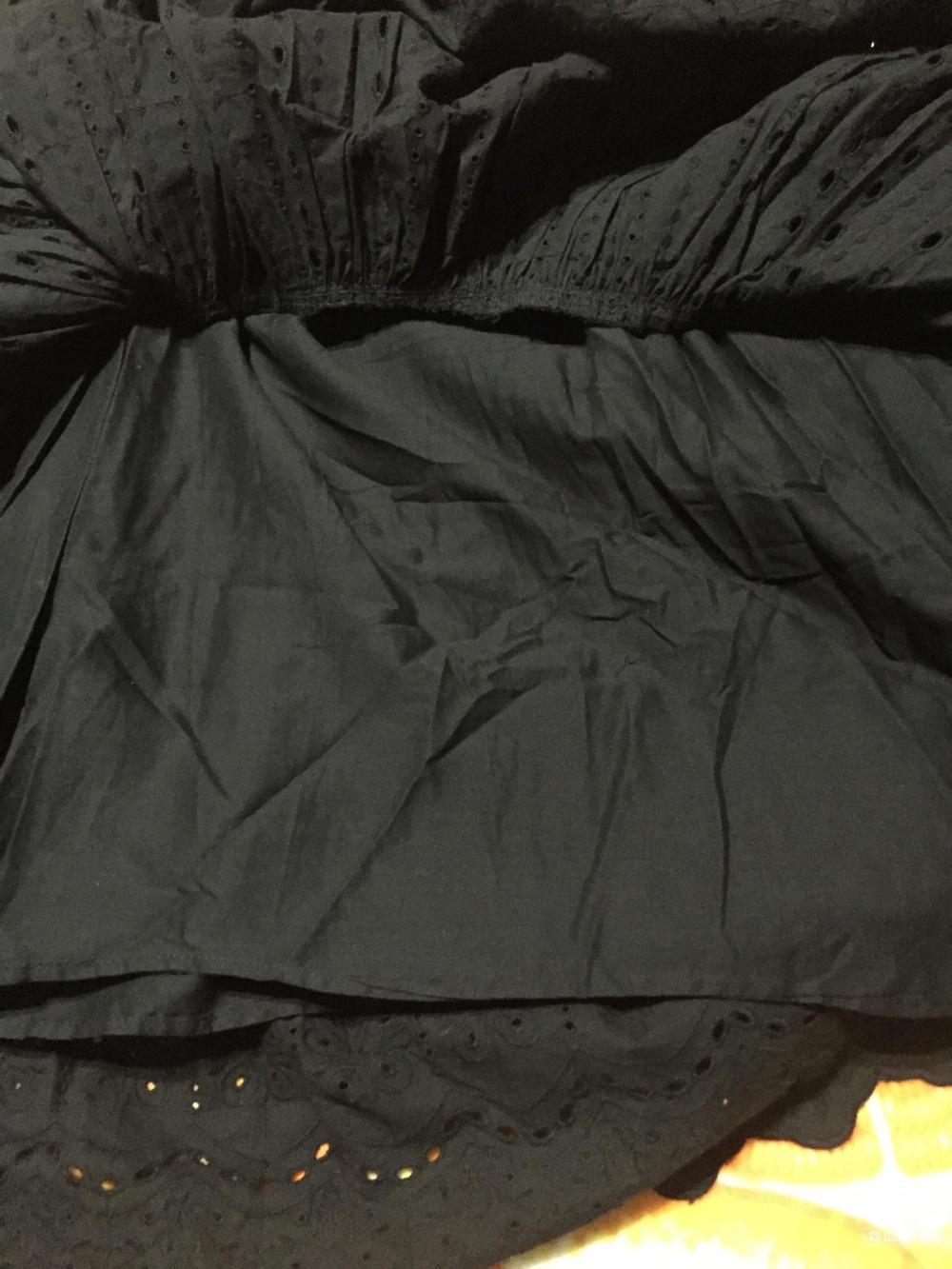 Сарафан с шитьём Zara  M +/-