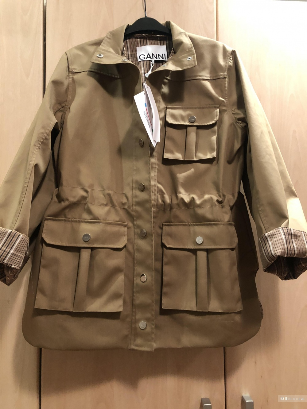 Куртка GANNI, размер S/M