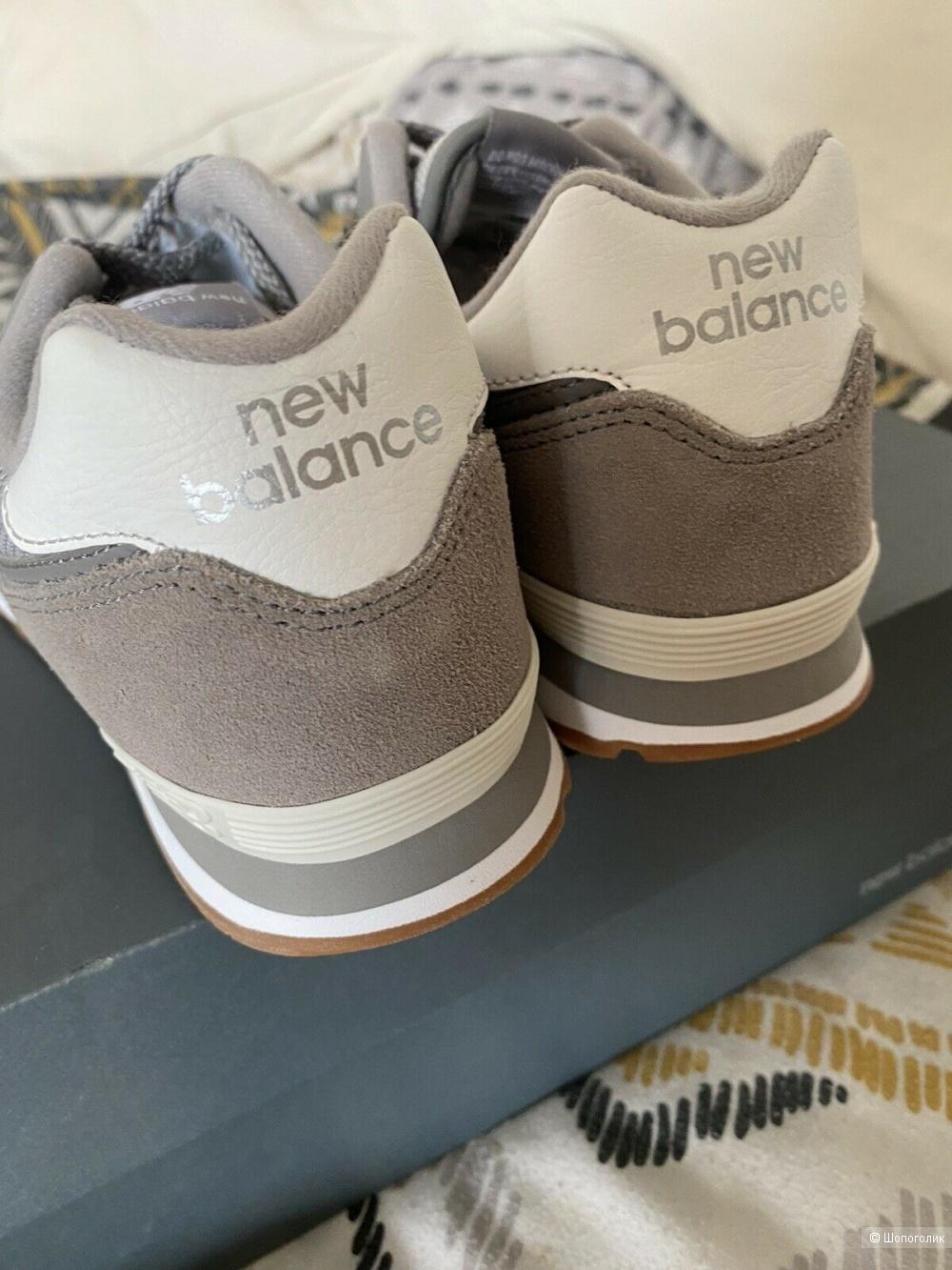 Кроссовки New Balance размер 38