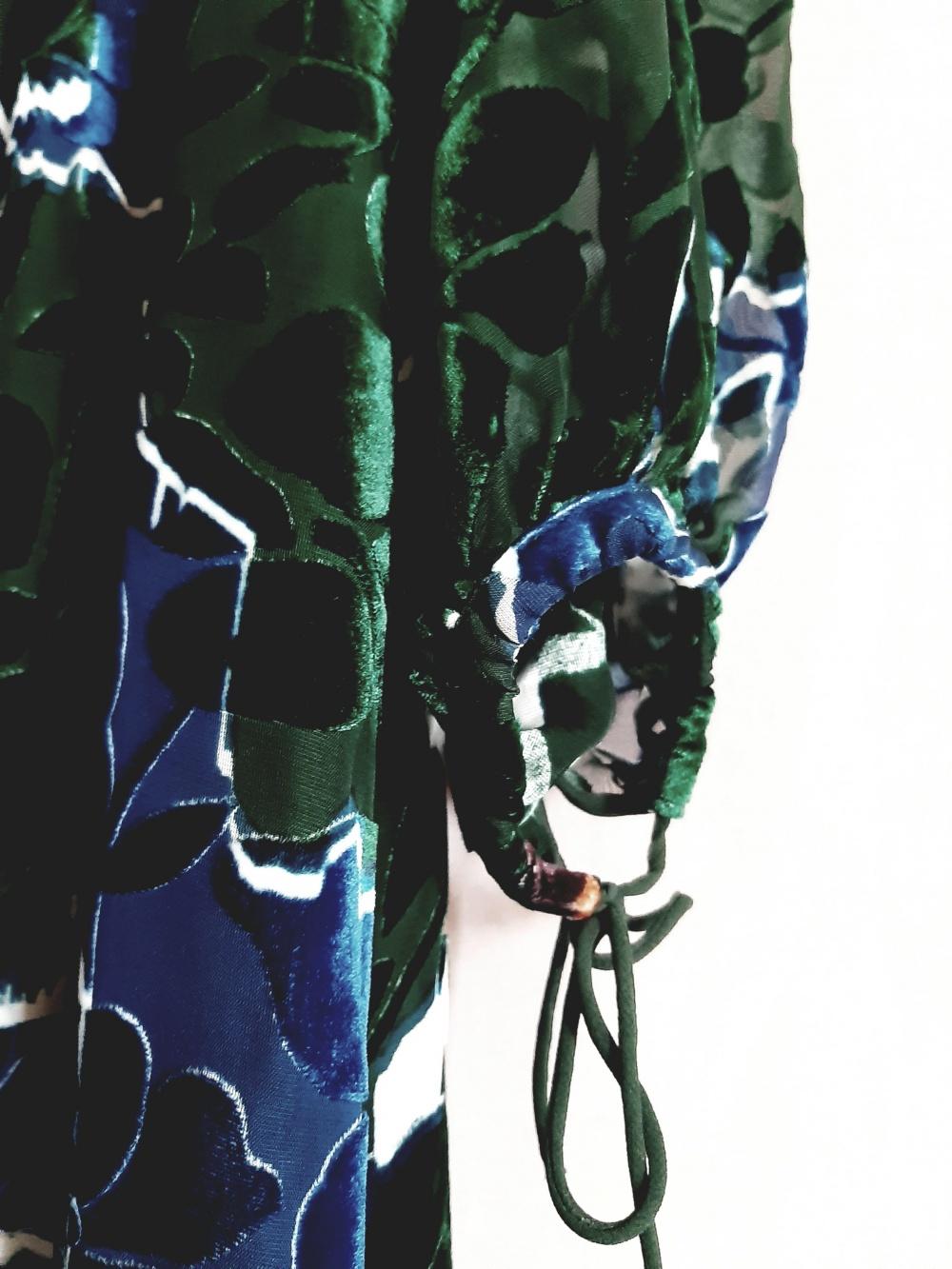 Платье миди  Massimo Dutti, размер 38