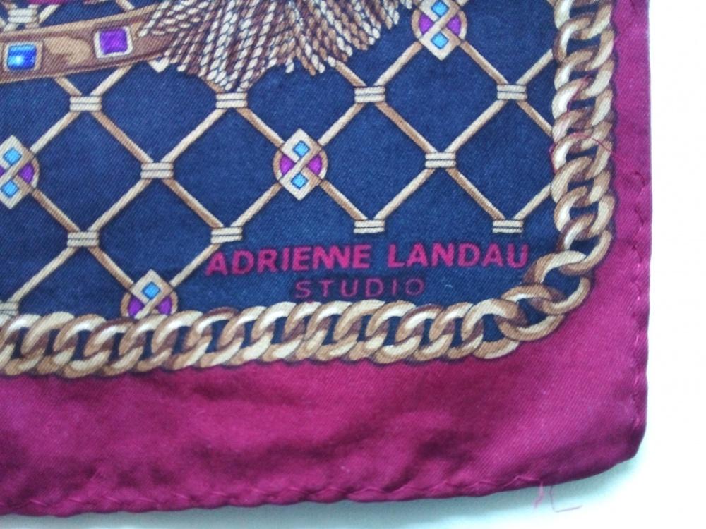 Шарфик Adrienne Landau, 130×30
