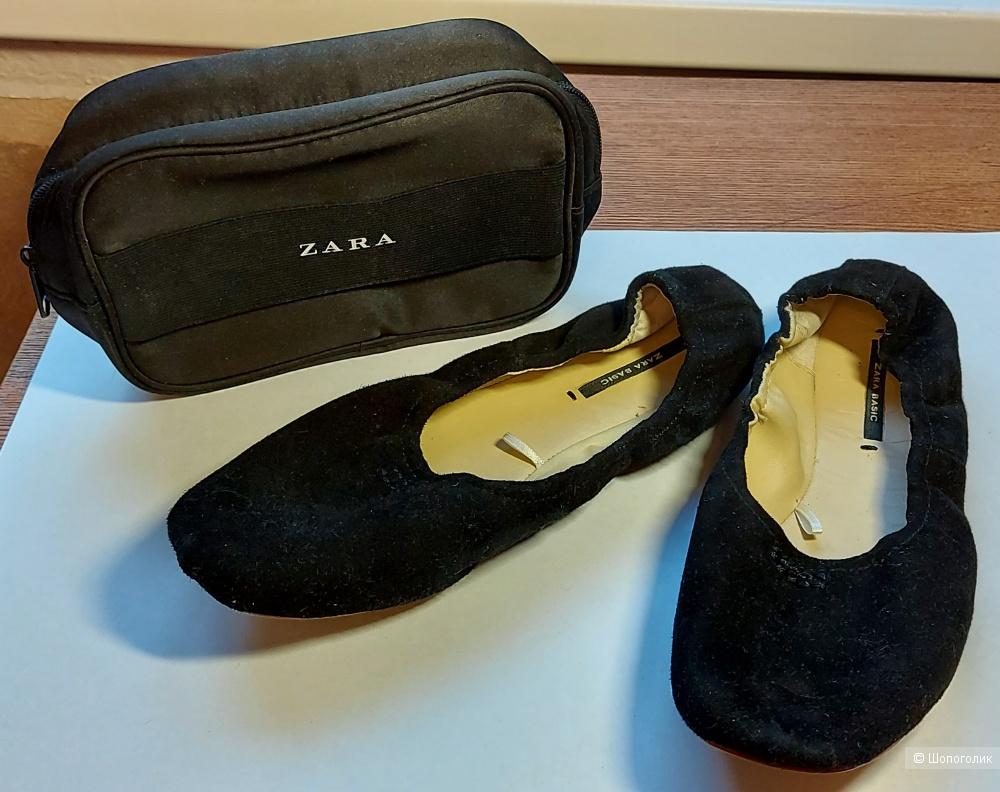 Балетки Zara 36 р-р