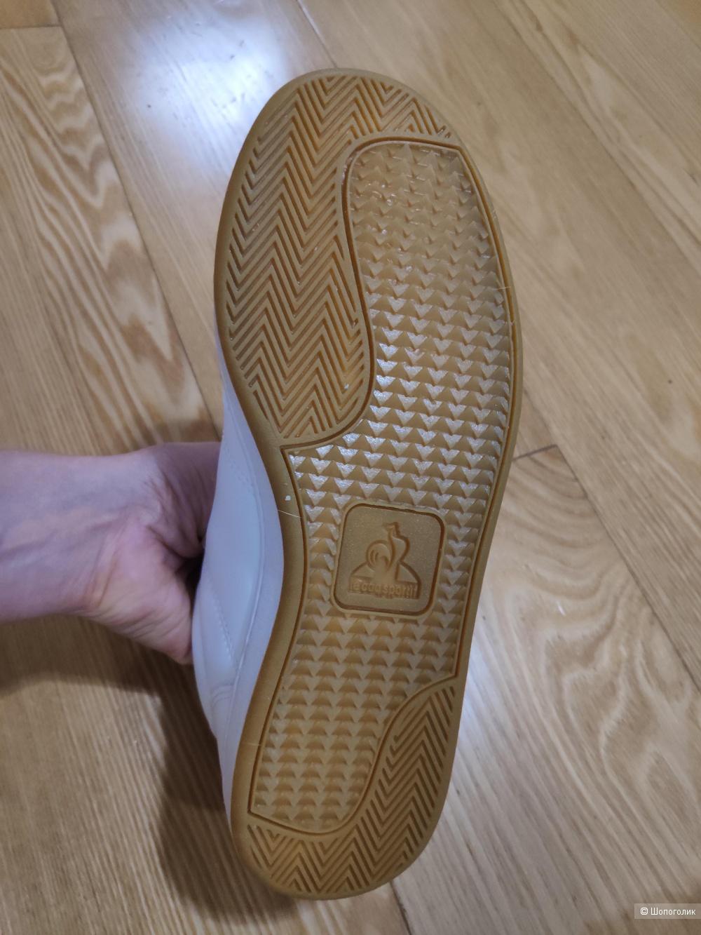 Кроссовки Le Coq Sportif,  размер 39 (маркировка 40) 25.5 см