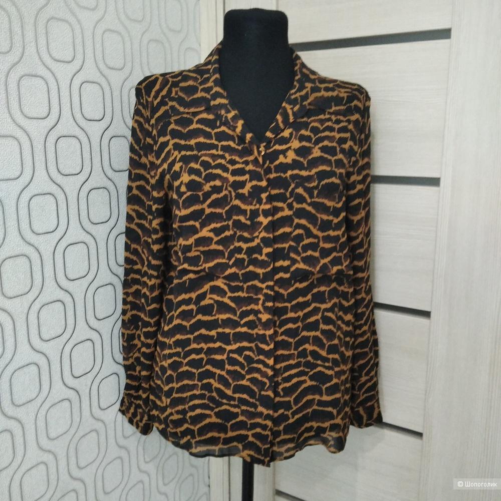 Блузка MASSIMO DUTTI,размер 46-48