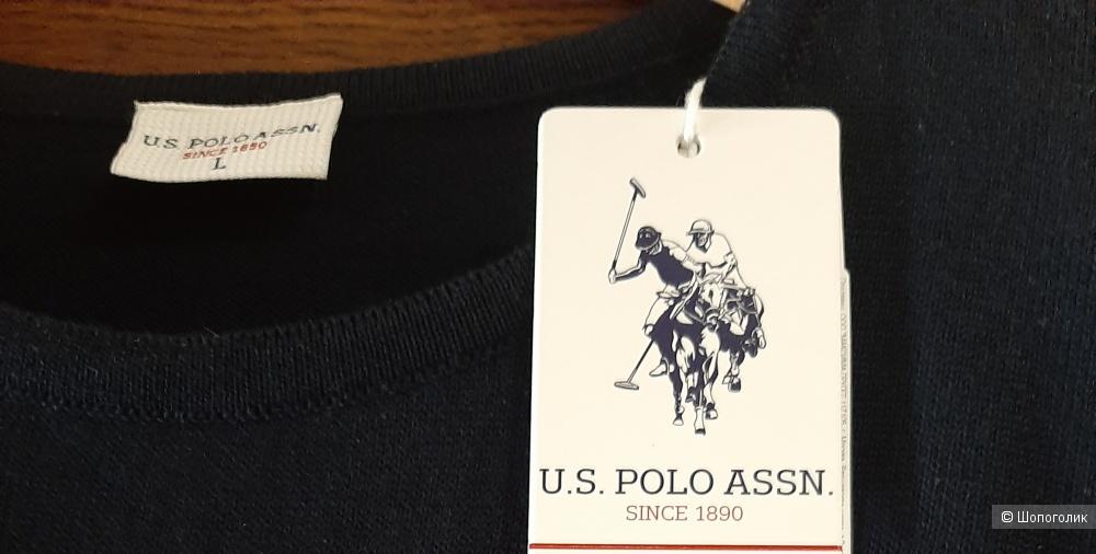 Джемпер US Polo р. 48