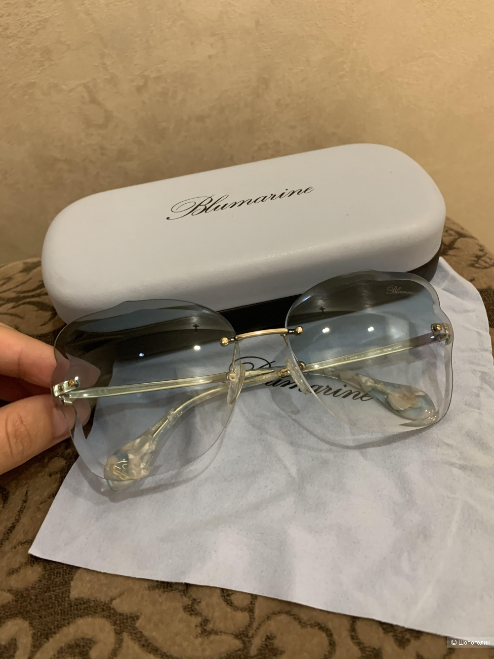 Очки  Blumarine