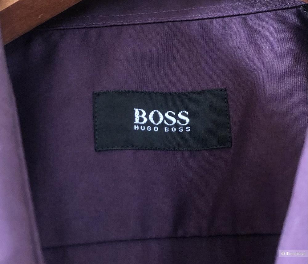 Рубашка Boss размер производителя 42