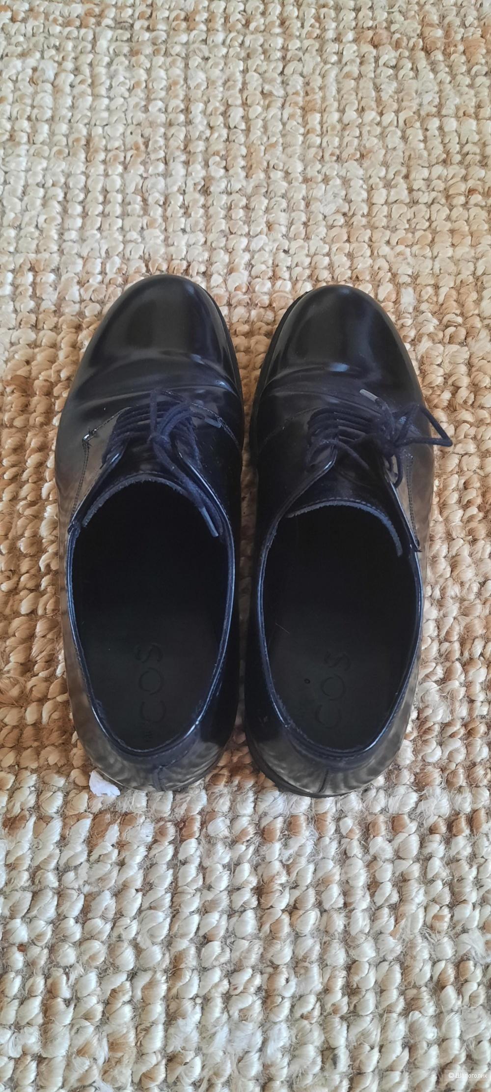 Ботинки оксфорды COS 38