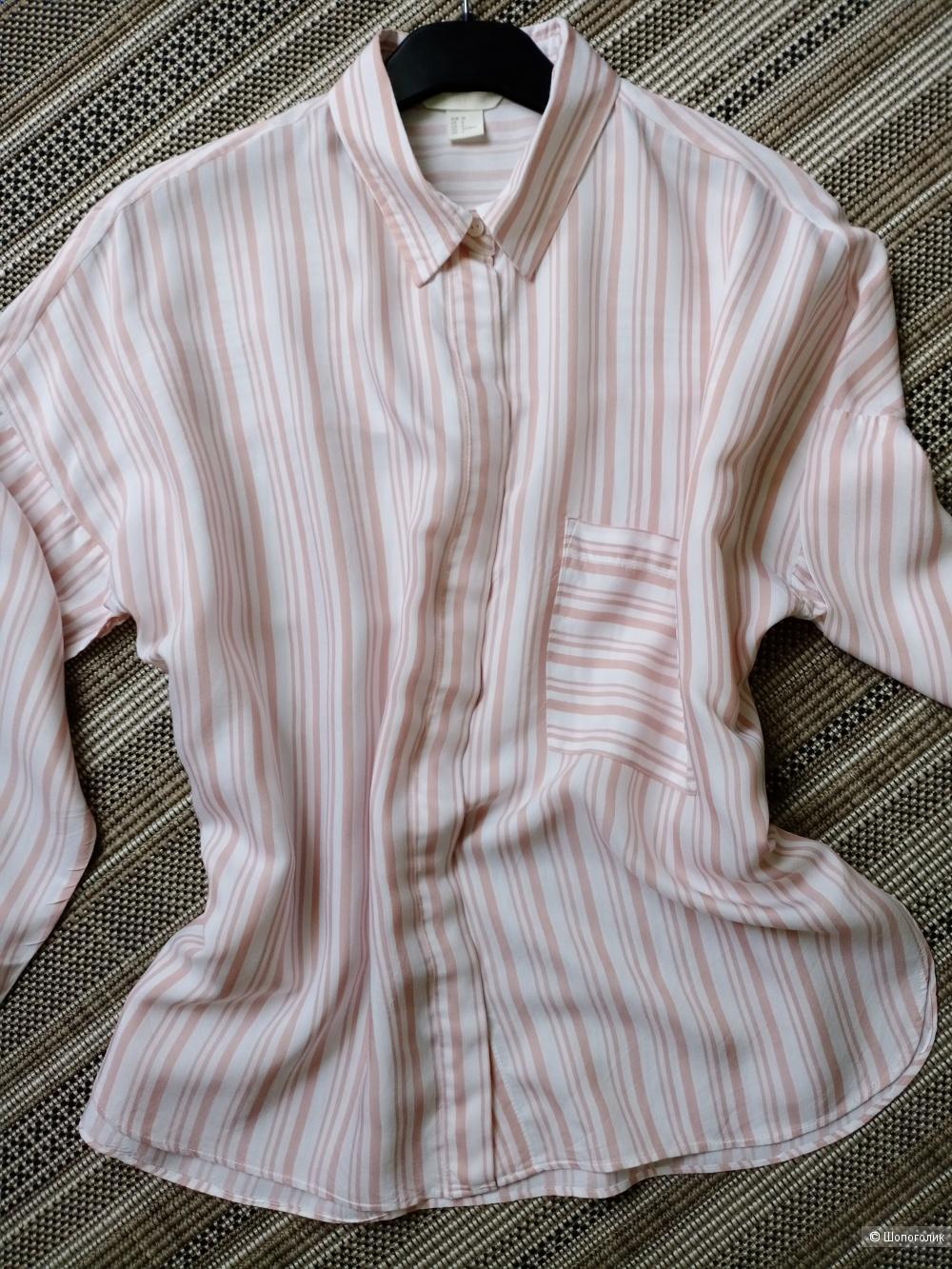 Блуза, рубашка H&M, 44-48