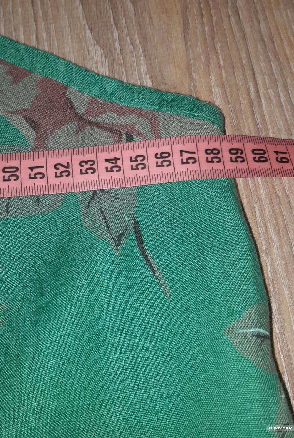 Льняной сарафан bellav, размер m/l