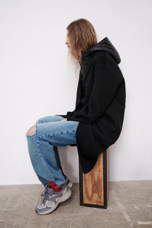 Пальто 2 в 1  ZARA, размер М