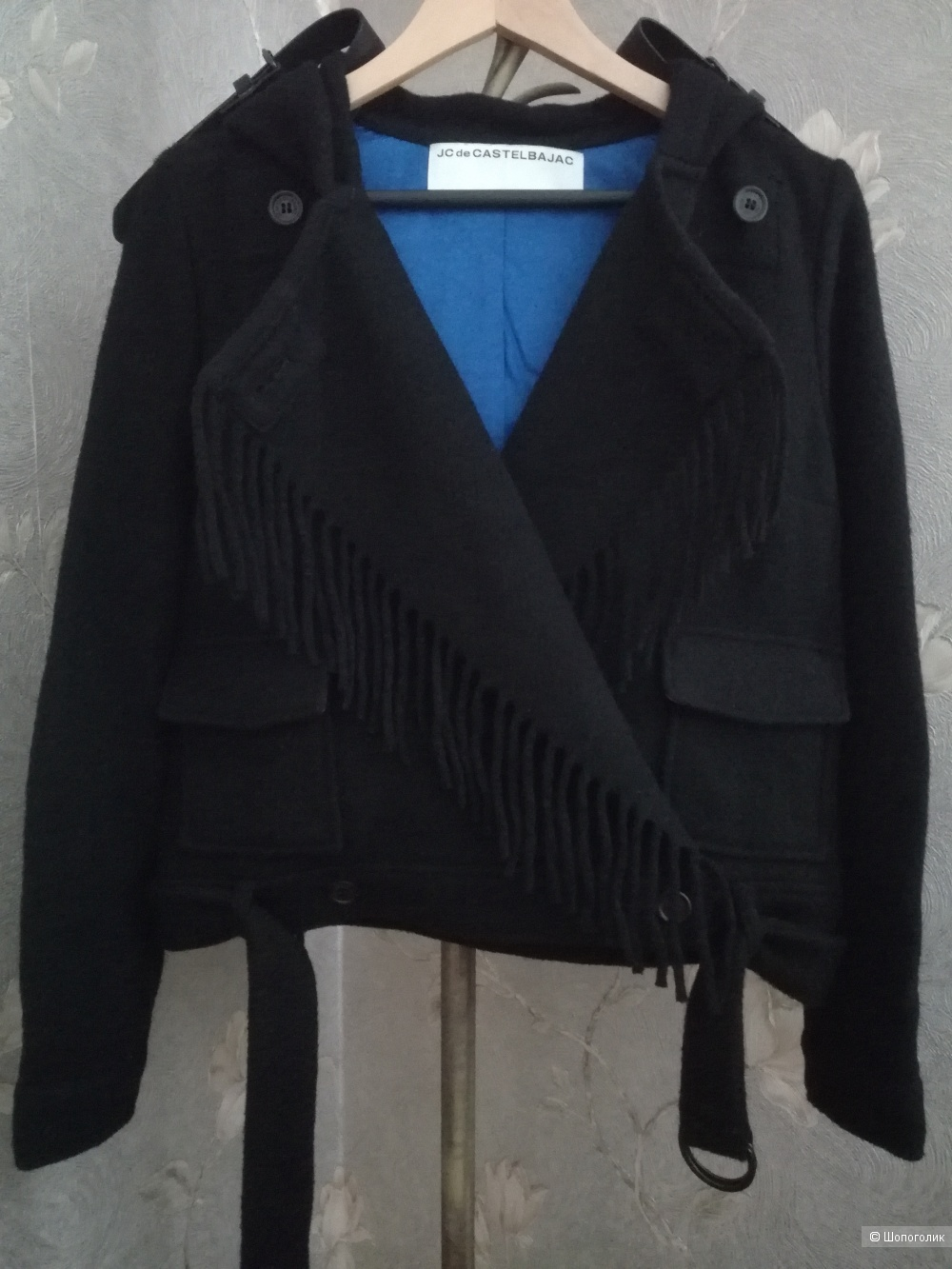 Куртка-пальто JC de CASTELBAJAC размер 42-44