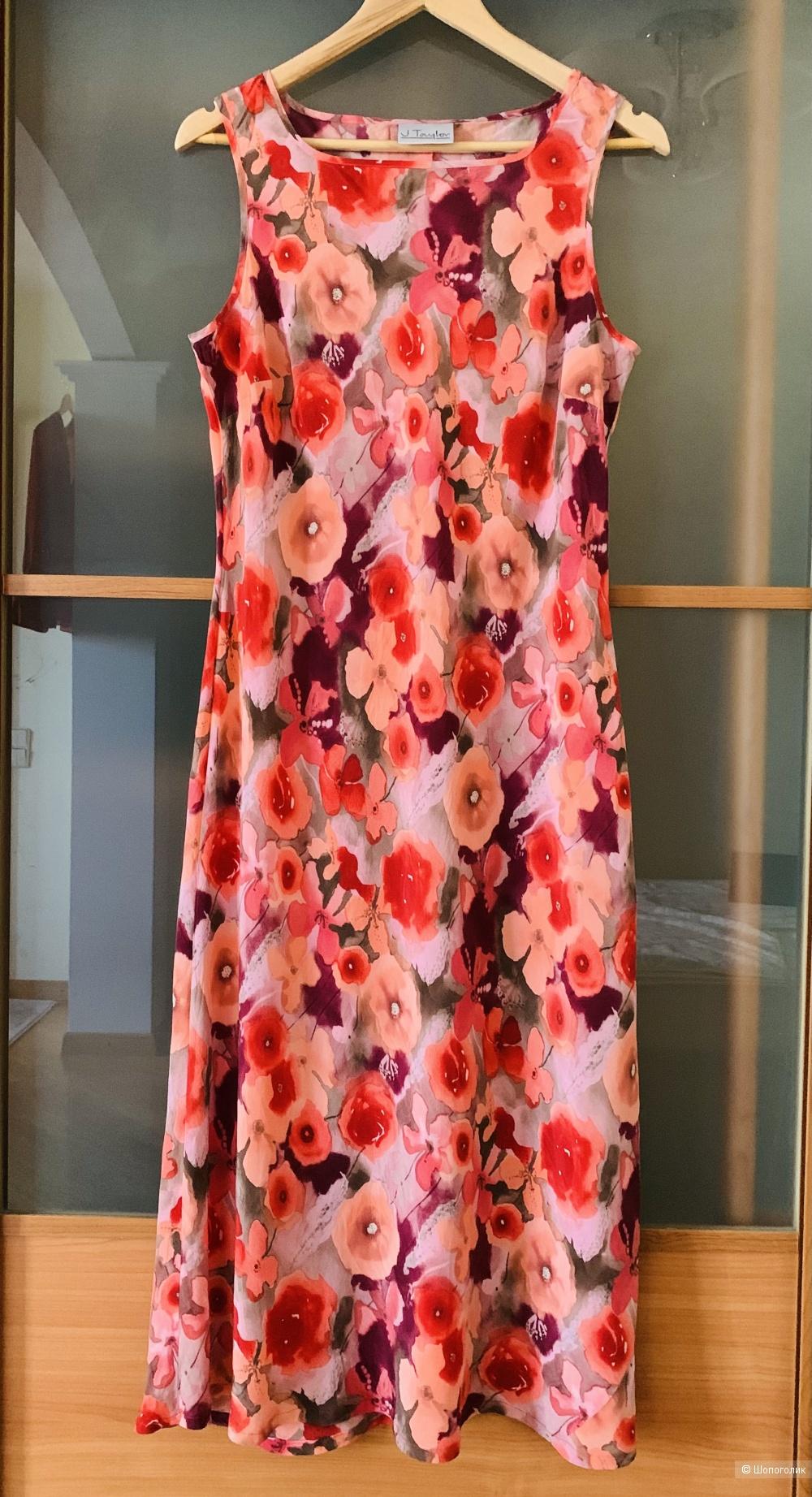 Платье J Taylor 48 размер